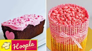 Amazing Cake Decorating Ideas for Girls | Most Satisfying Chocolate Cake Decorating | So Yummy Cakes