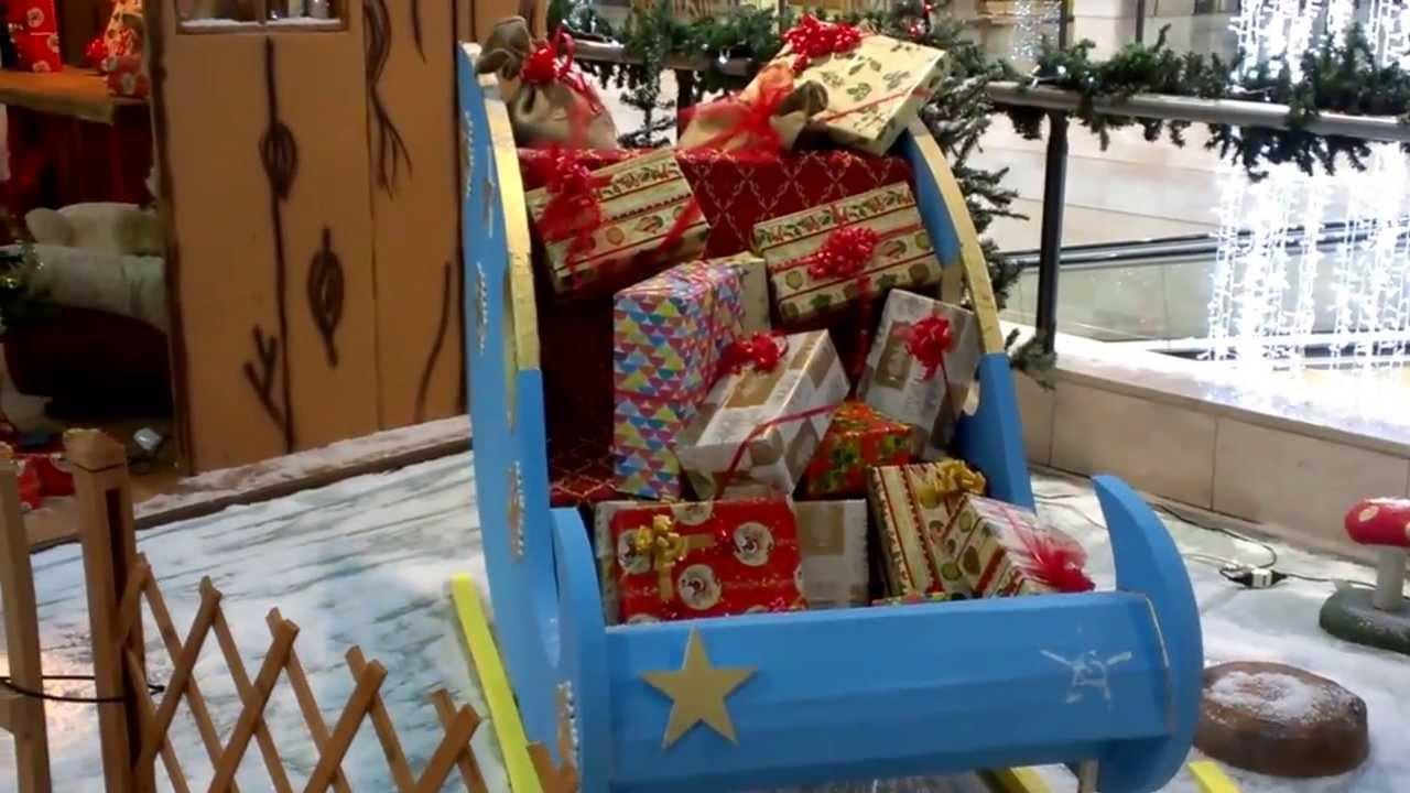 Allestimento natalizio centro commerciale porta nuova di - Centro commerciale porta nuova oristano orari ...