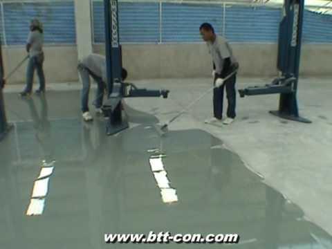 Epoxy Floor Self Leveling At Toyota 668 1613 6451 662