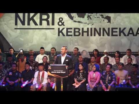 Kebangsaan, Kebhinnekaan dan Patriotisme, serta Masa Depan Jakarta