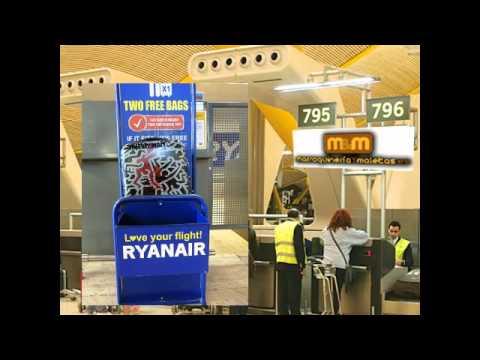 Video maletas cabina ryanair youtube - Cabina ryanair ...