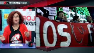 RNtv 17. Represión
