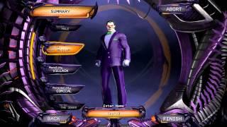 Смотрим на DC Universe Online