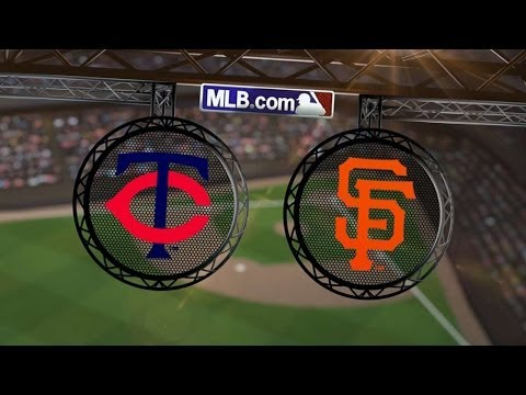 5/25/14: Bumgarner, Morse pave way in Giants' 8-2 win