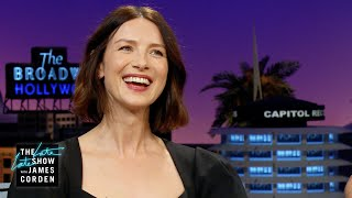 Caitriona Balfe Is Officially One of CA's Worst Drivers
