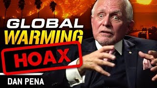 WHY I SAID GLOBAL WARMING IS THE BIGGEST FRAUD IN HISTORY - Dan Pena | London Real