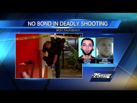 Man charged in WPB karaoke bar shooting makes first court appearance