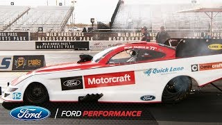 Making of Mustang | NHRA Funny Car | Ford Performance