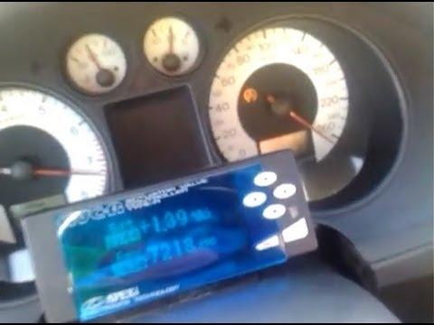 Seat ibiza cupra mk4 1.8T 20V RTD low boost top speed