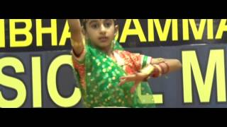Classical Dance by Shilpi Sharma a Rhythm Students