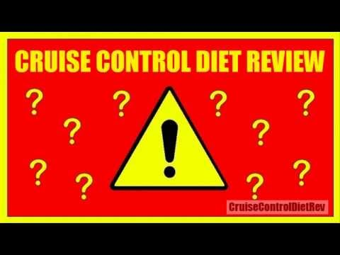 The Cruise Control Diet Review - Does The Cruise Control Diet Really Work?