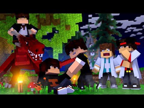 Minecraft: DRAGONS - NOVA SÉRIE !! Ep.1 ‹ Ine Games › thumbnail