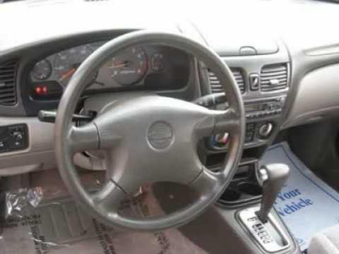 2002 NISSAN SENTRA - YouTube