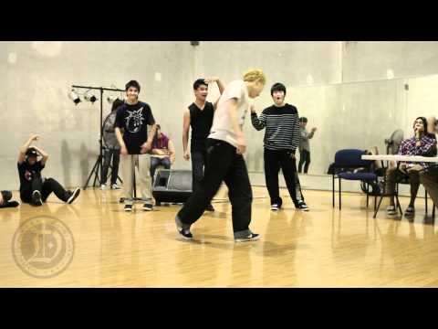 POPPING ( The 1on1 battle ) group 1