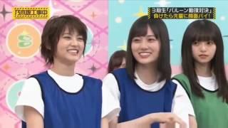 乃木坂工事中 可愛いシーンまとめPart1