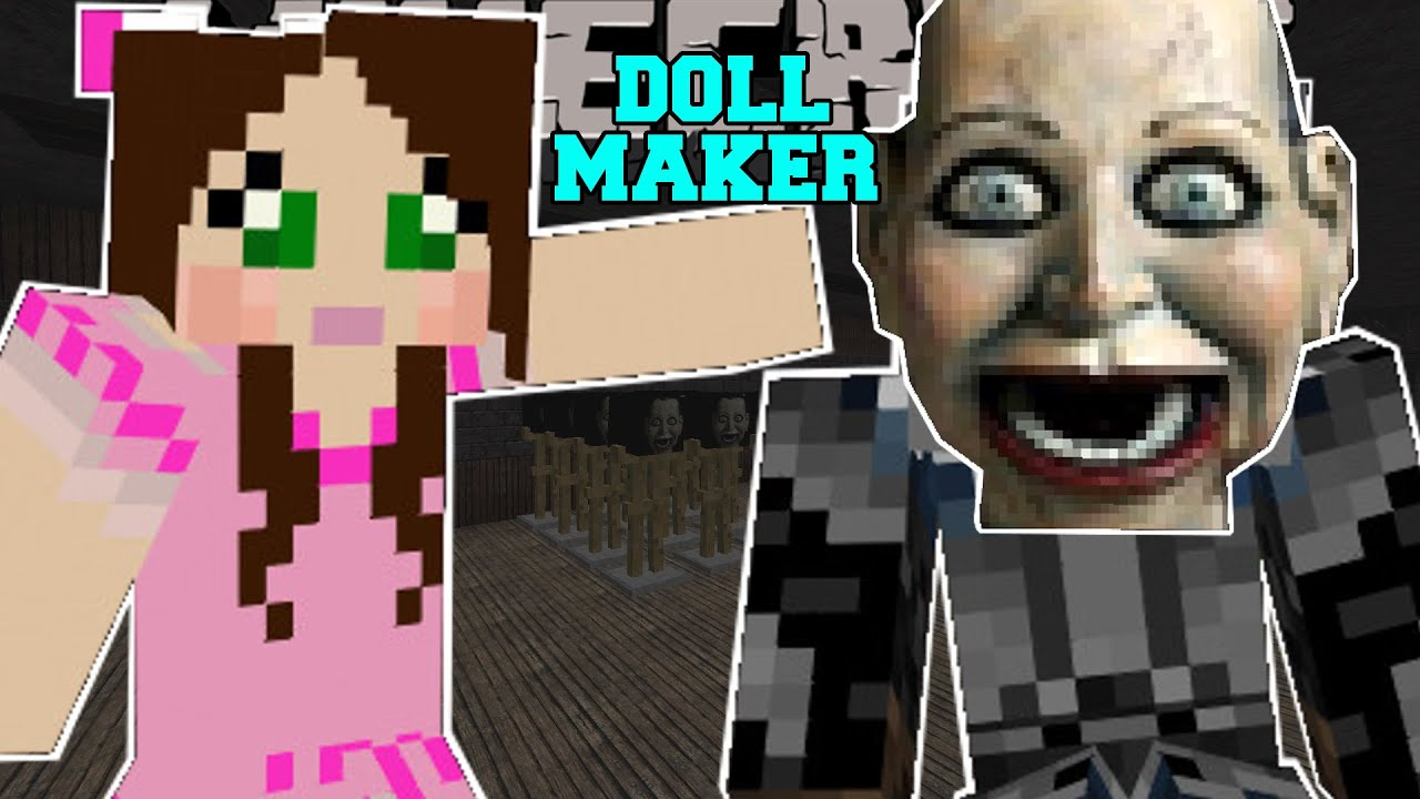 the doll maker minecraft map
