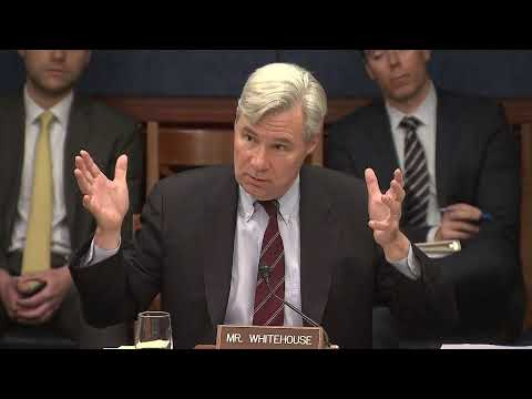 Senate Democrats' Special Committee On The Climate Crisis Hearing