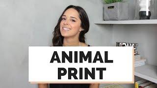 dicas incríveis de como usar animal print mari flor
