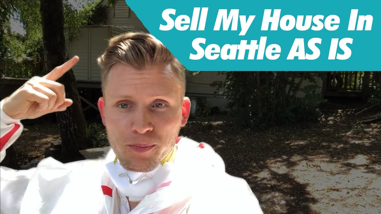 Sell My House In Seattle AS IS | CALL 206-531-3277 | www.iwillbuyhouse.com