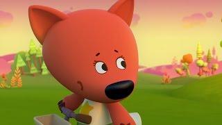 МИ-МИ-МИШКИ - Все серии подряд! - Сборник 3 - Веселые мультфильмы для детей