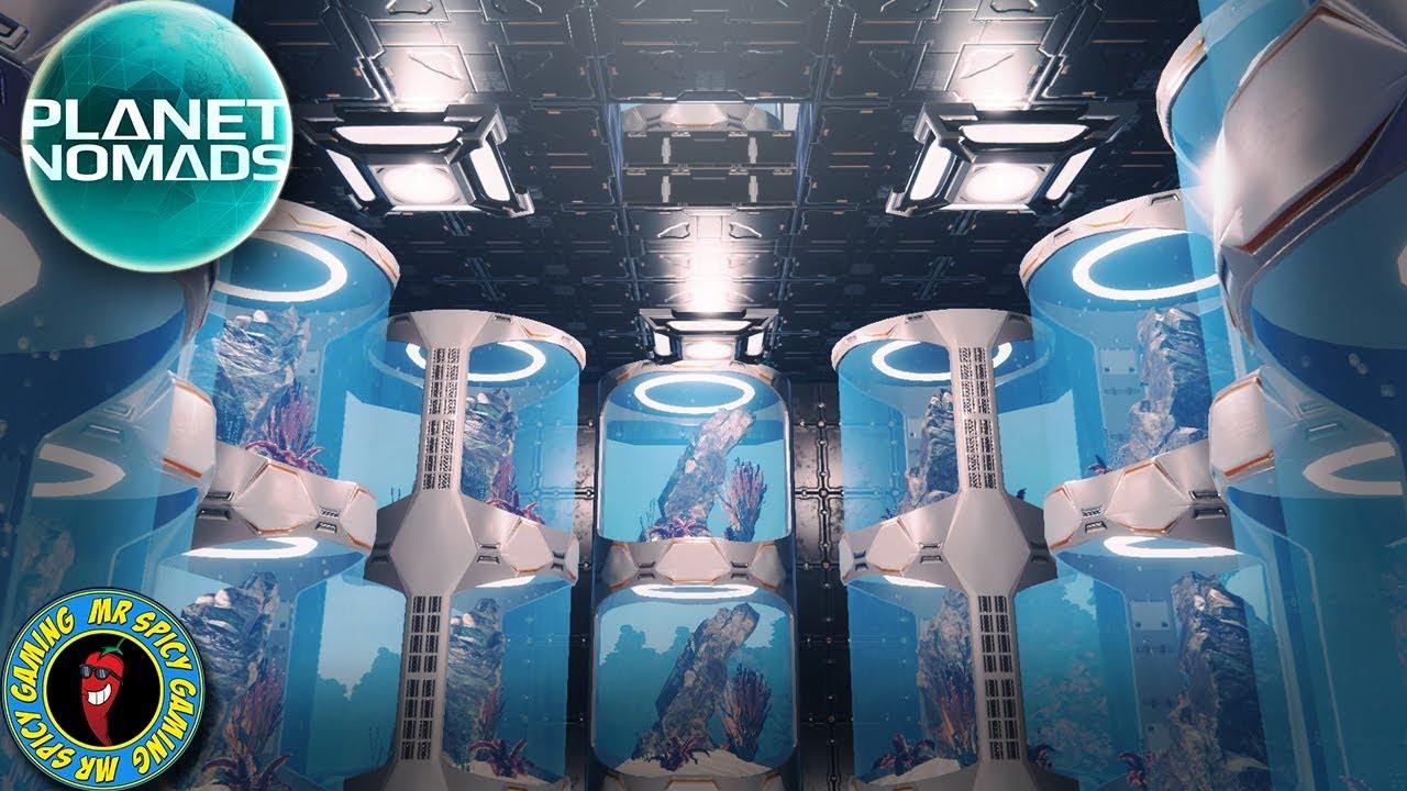 ROMPE EL JUEGO CON MI MAYOR CONSTRUCCIÓN AÚN - Gameplay de Planet Nomads S2 Ep21 + vídeo