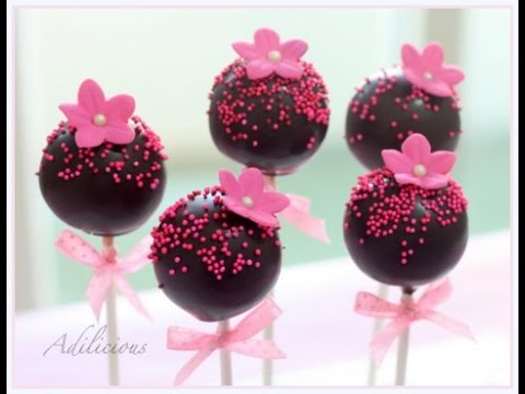 How To Make The Best Cake Pops