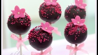 how to make cakepops at home