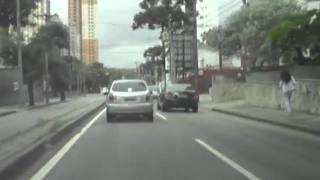 Dirigindo em Curitiba