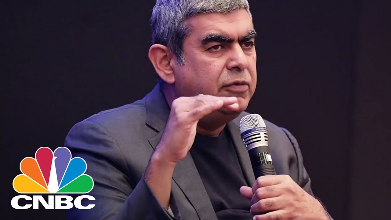 Infosys ceo vishal sikka resigns blames drumbeat of distractions cnbc