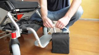 EZ Lite Cruiser - Attaching the Battery Thumbnail