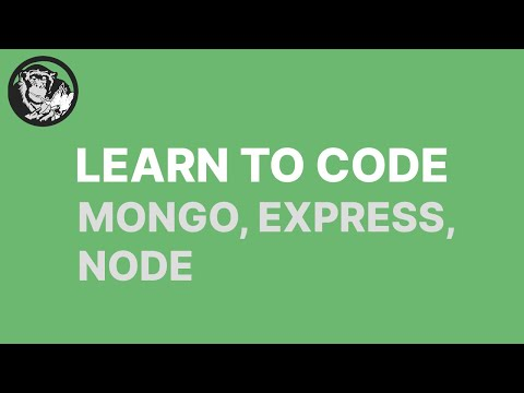 building a social network using node, express, and mongo
