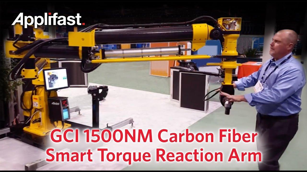 Gci Torque Arm : Applifast gci nm carbon fiber torque reaction arm