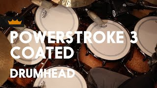 Remo: Powerstroke® 3 Coated