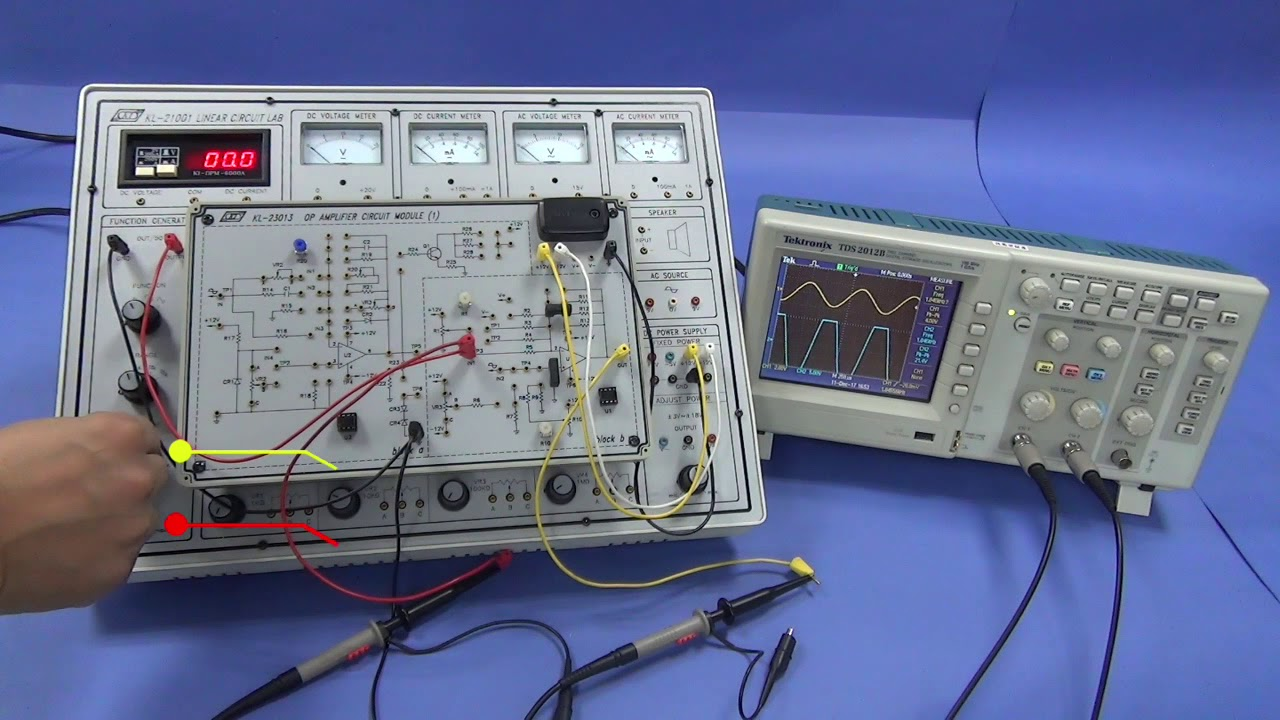 Kh Kl 200 With Simulator Demo Youtube Circuitlab Constant Current Source 04 Ma