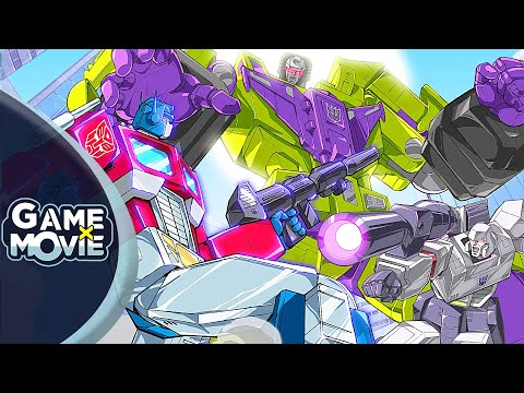 Transformers : Devastation - Le Film Complet / Français / HD