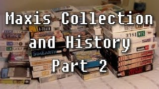 LGR - Maxis Collection and History (Part 2 of 3) 1993-1996