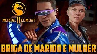 Mortal Kombat 11 - Briga de Marido e Mulher