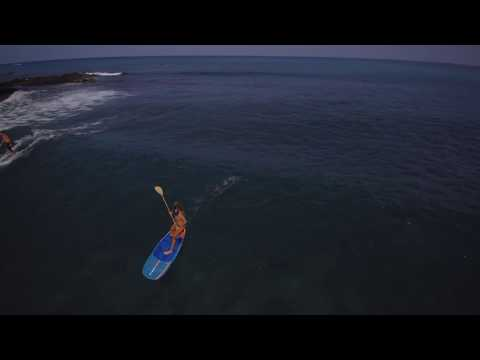 Early birds get to fly - GoFoil Starboard Sup Foil Surf In 4K