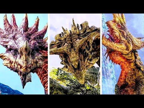 GOD OF WAR 4 Free All Dragons (Fafnir,Reginn,Otr) PS4 PRO 60FPS