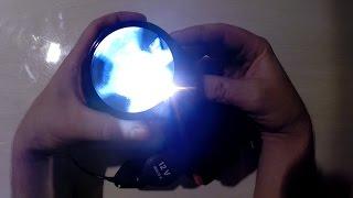 Самодельный километровый фонарик(Powerbank для питания на 12 Вольт http://www.youtube.com/watch?v=qtXoIEyTlOo., 2015-09-23T23:02:49.000Z)