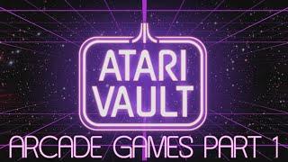Atari Vault PC - Arcade Games Part 1