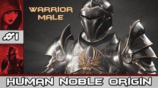 Dragon Age: Origins - Human Noble Origin - The Main Story Begins #1