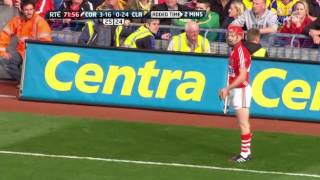 Clare v Cork: All Ireland Hurling Final 2013, Last 2 Minutes of Play