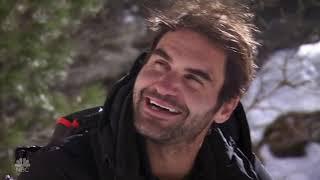 Bear Grills ve Federer İsviçre Alplerinde / Türkçe Altyazılı