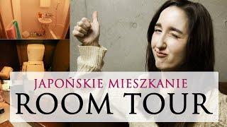 Japońskie mieszkanie (ROOM TOUR)- Jak mieszka Emi ?