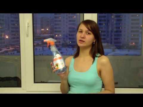 Тестируем средство для мытья стекол и зеркал Faberlic