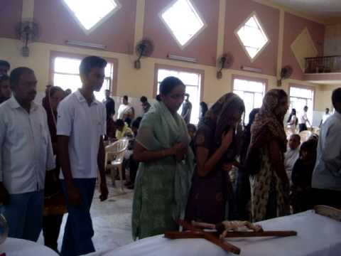 Good Friday Service at St.Thomas Syro Malabar Catholic ...