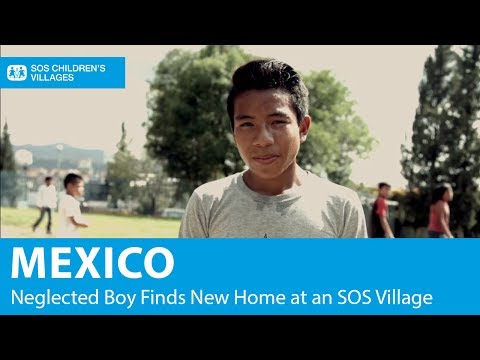 Mexico: Neglected Boy Finds New Home at An SOS Village | SOS Children's Villages