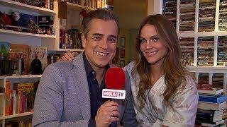 Jorge Enrique Abello y Marisabel Gutiérrez revelan cómo se conocieron   La Hora ¡HOLA!