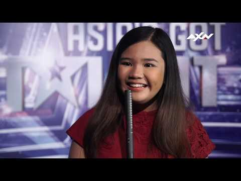 Fitri Cerado on Trying Again   Asia's Got Talent 2017